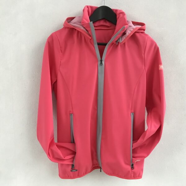 coral jakke