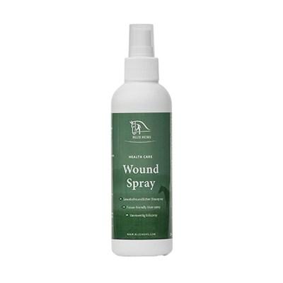 wound sår spray