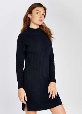 dubarry kjole navy