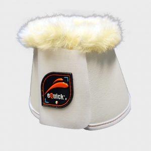eOVERREACH fluffy klokke hvid